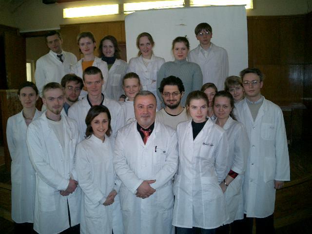 Кафедра неврологии и нейрохирургии рниму